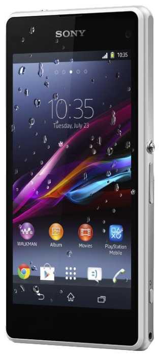 Замена дисплея, экрана Sony Xperia Z1 Compact
