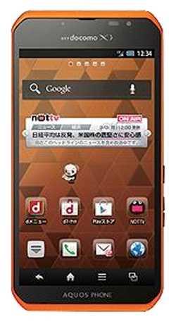 Ремонт SH-10D Aquos Phone SV